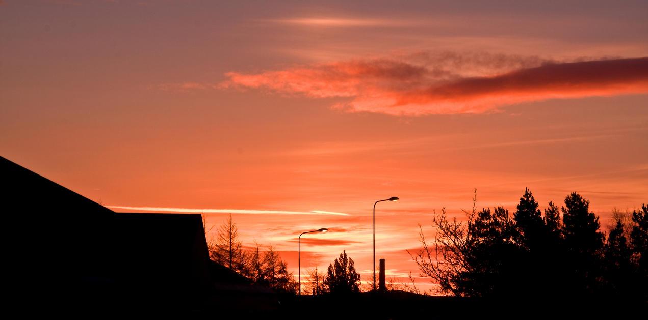 Sunrise IX by DundeePhotographics
