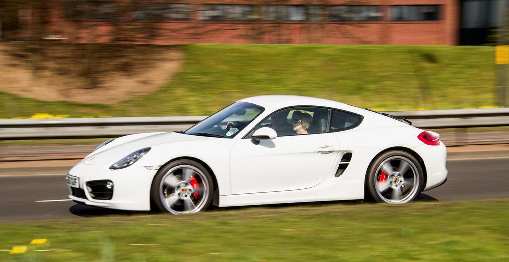 Porsche Cayman by DundeePhotographics