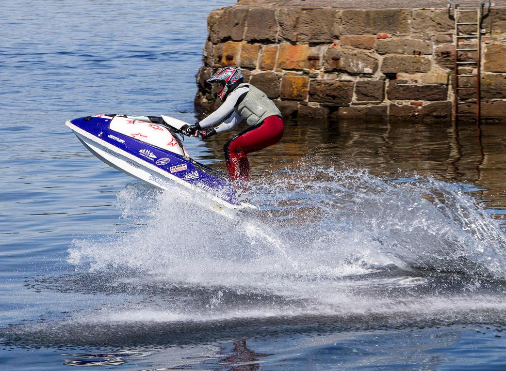 Tayjet Personal Watercraft Club Jet Skier VII by DundeePhotographics