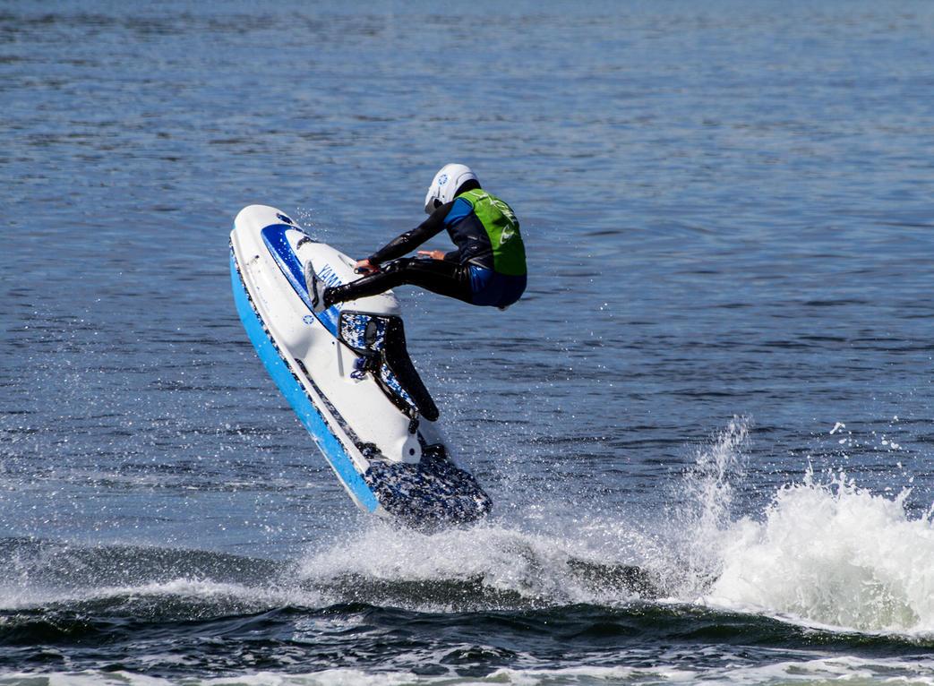 Tayjet Personal Watercraft Club Jet Skier VIII by DundeePhotographics