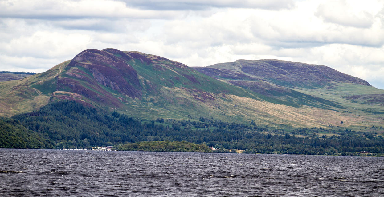 Loch Lomond I by DundeePhotographics