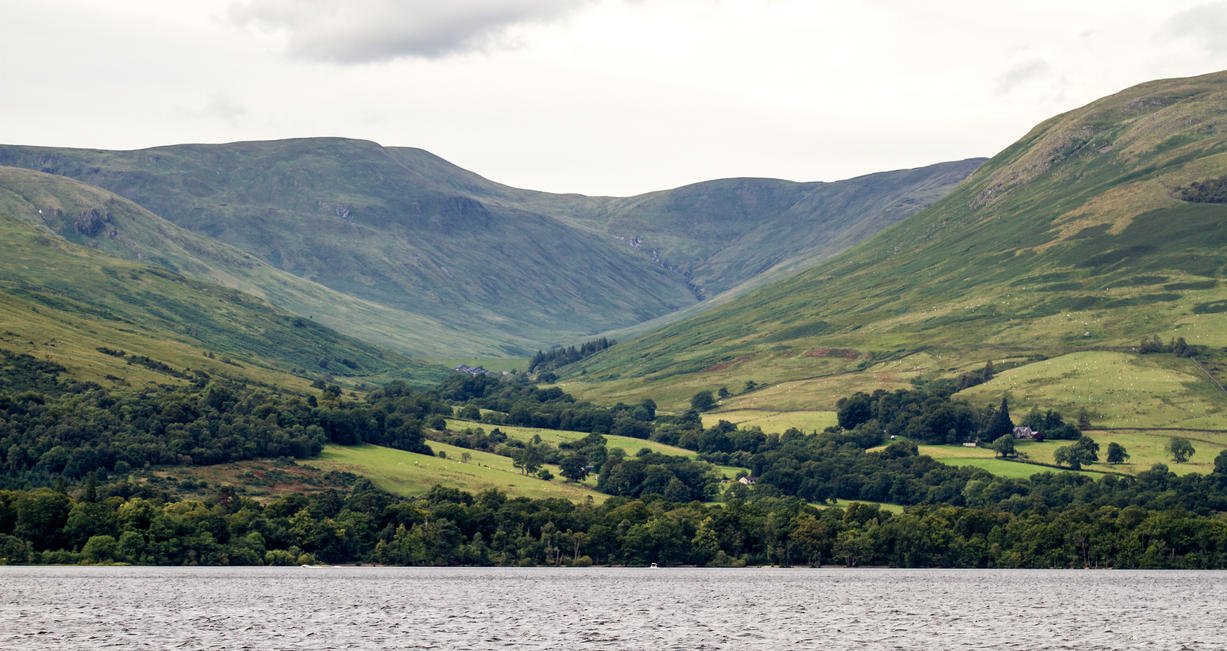 Loch Lomond II by DundeePhotographics