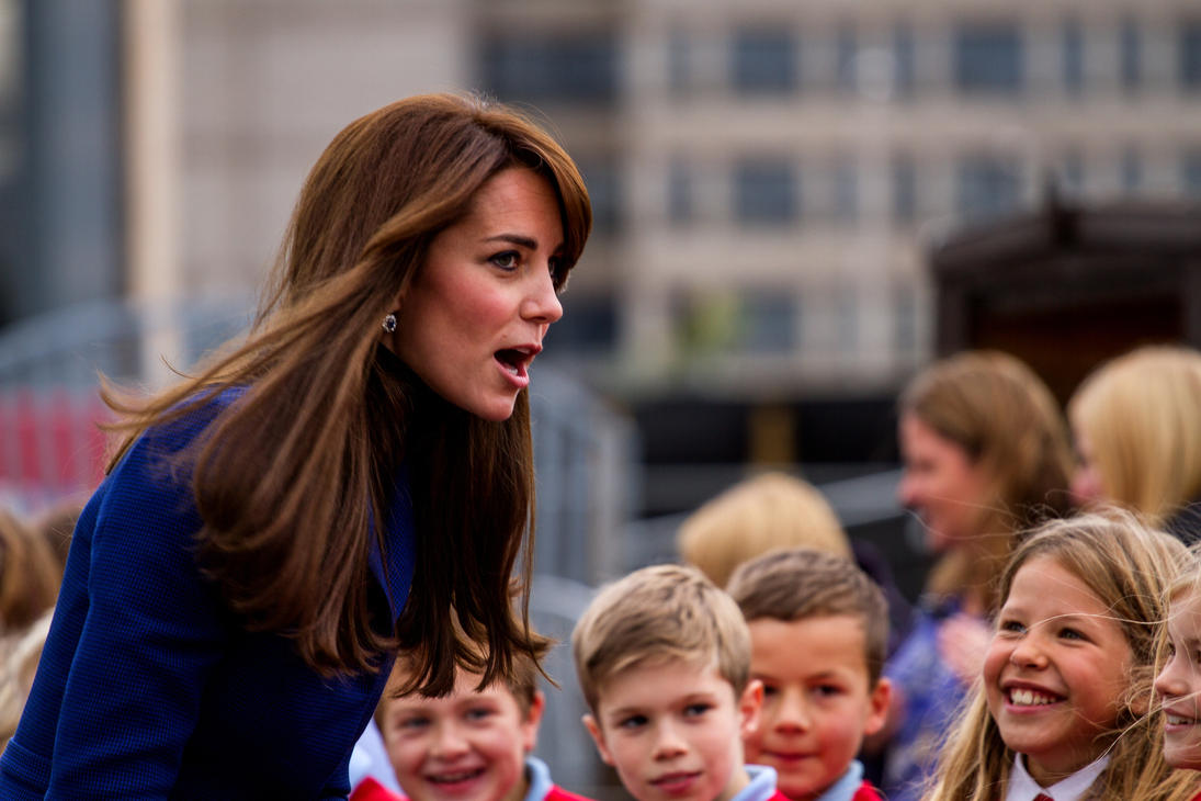 Duke and Duchess of Cambridge visit to Dundee by DundeePhotographics