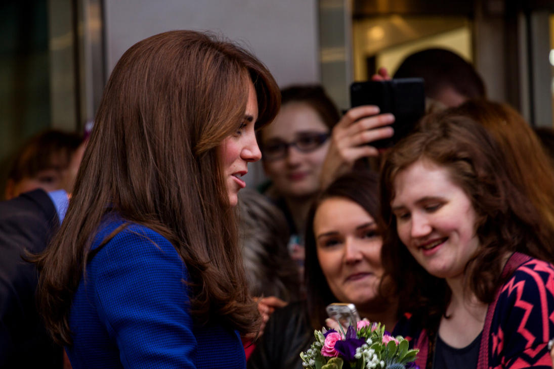 Prince William and Kate Middleton visit to Dundee by DundeePhotographics