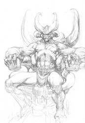 Naga by keucha