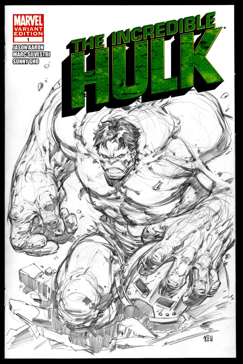 Hulk by keucha