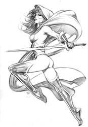 Gamora by keucha