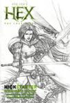 Kickstarter Exclusive cover