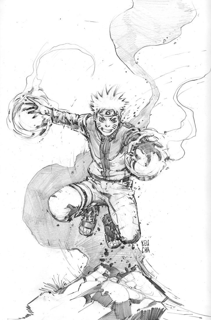 Naruto by keucha