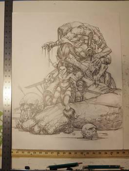 Hex issue 2 (sneak peak)