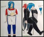 Chizuko's Wardrobe - Part 2