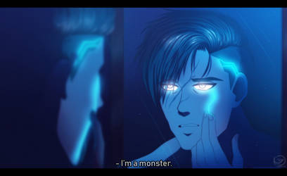 BnS: I'm a Monster by nospectral