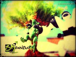 Robo brinquedo toy 2 mais bonsai by skdanilo