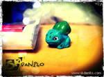 pokemon fotografia em macro