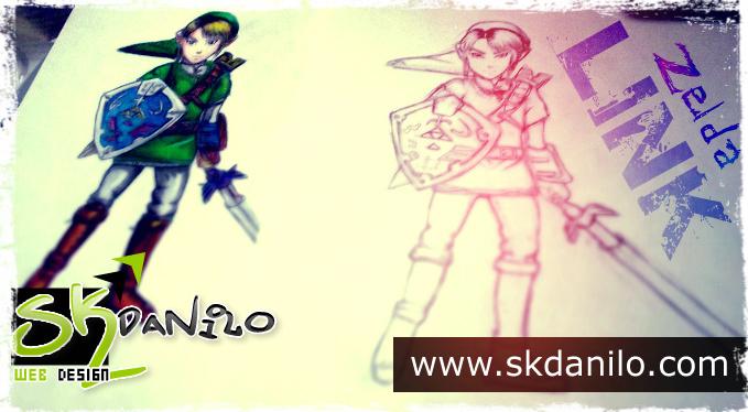 Zelda - Link by skdanilo
