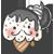 { Free Ice Cream Icon } Mr Cookies n' Cream Stache by xyriae