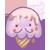 { Free Ice Cream Icon } Mr Taro Stache by xyriae