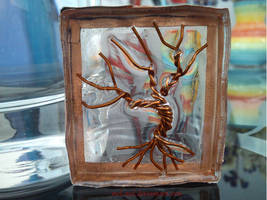 the tree by mel--mel