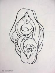 Project52.43: Hair by mel--mel