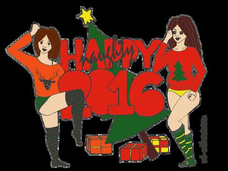 Happy -naughty- 2016!