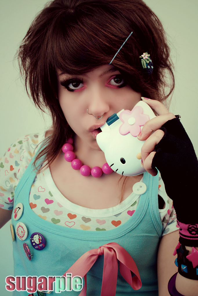 Hello Kitty Is So Nhumy By Ordinarything On Deviantart