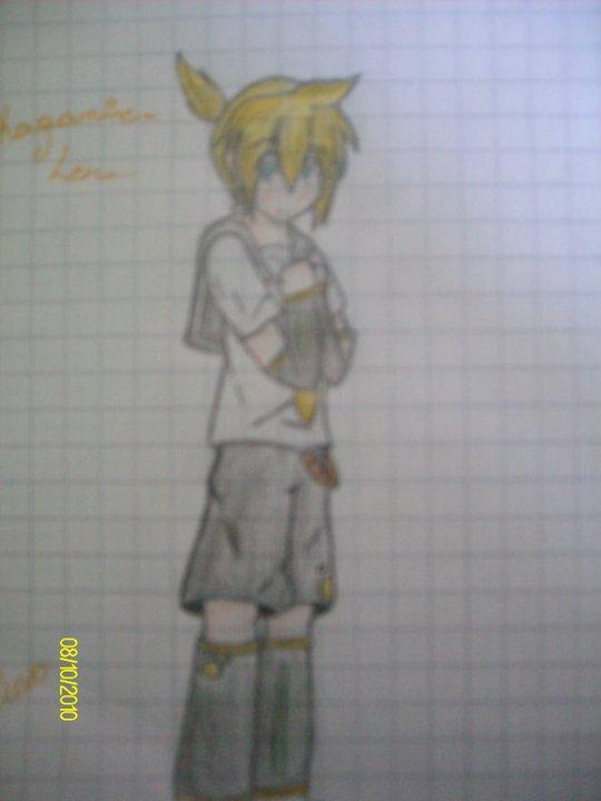 Ichigo no Gallery ~ 8D Kagamine_len___by_totty_kirkland-d34a0ad
