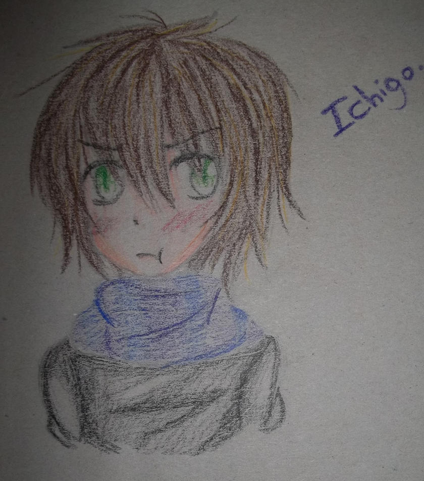 Ichigo no Gallery ~ 8D Le_manself_ichigo_____xd_by_ichigochiru_tan-d5kevtq