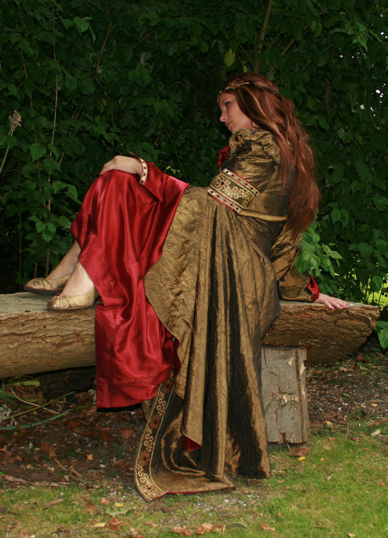 Lady Guinevere 03 by MarjoleinART-Stock