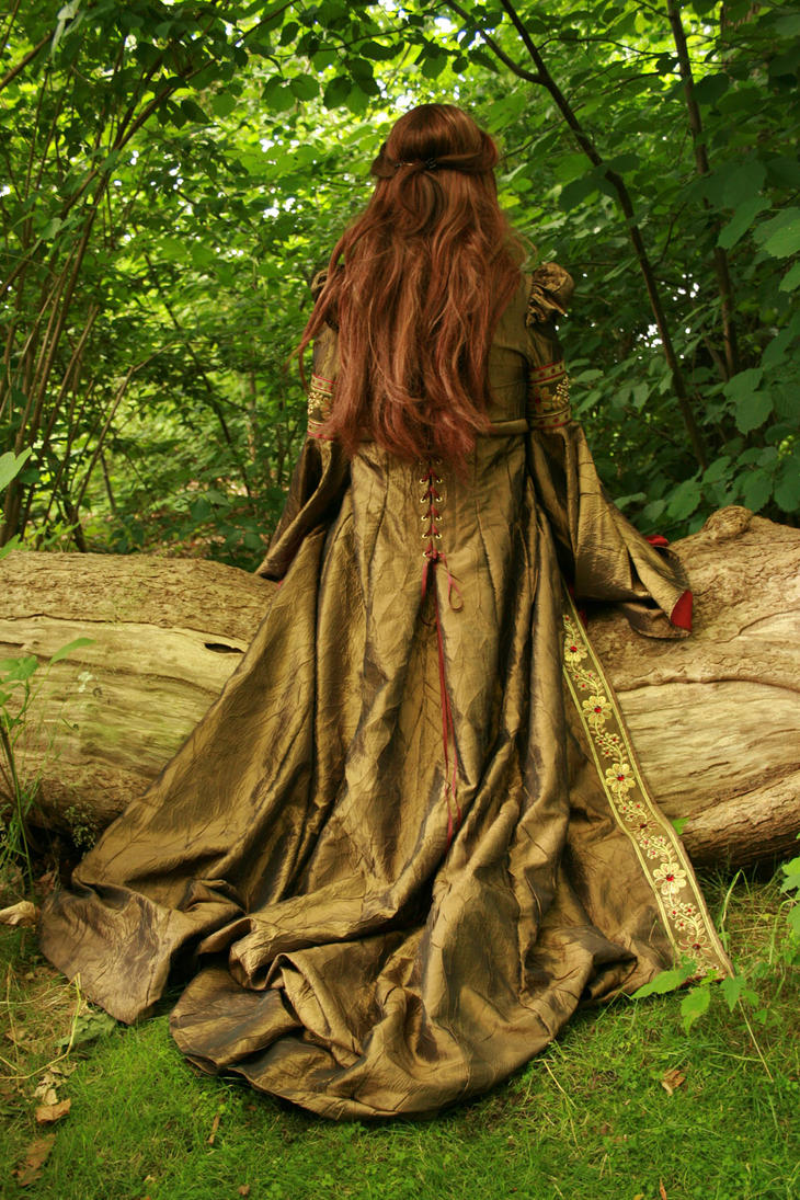 Lady Guinevere 08 by MarjoleinART-Stock