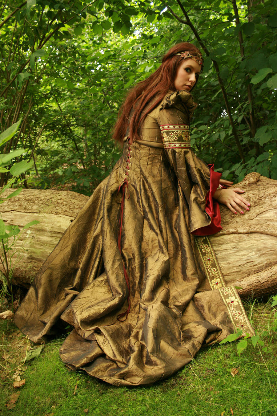 Lady Guinevere 10 by MarjoleinART-Stock