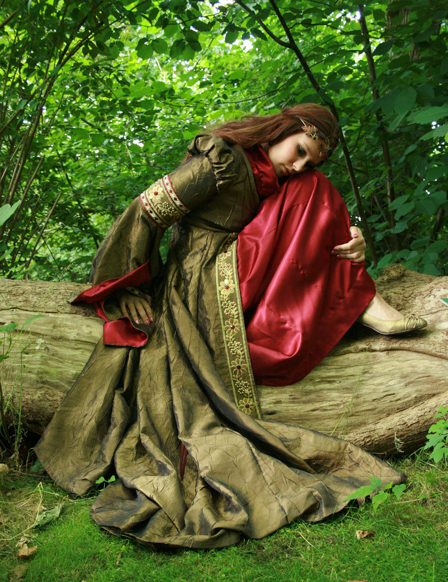 Lady Guinevere 14 by MarjoleinART-Stock