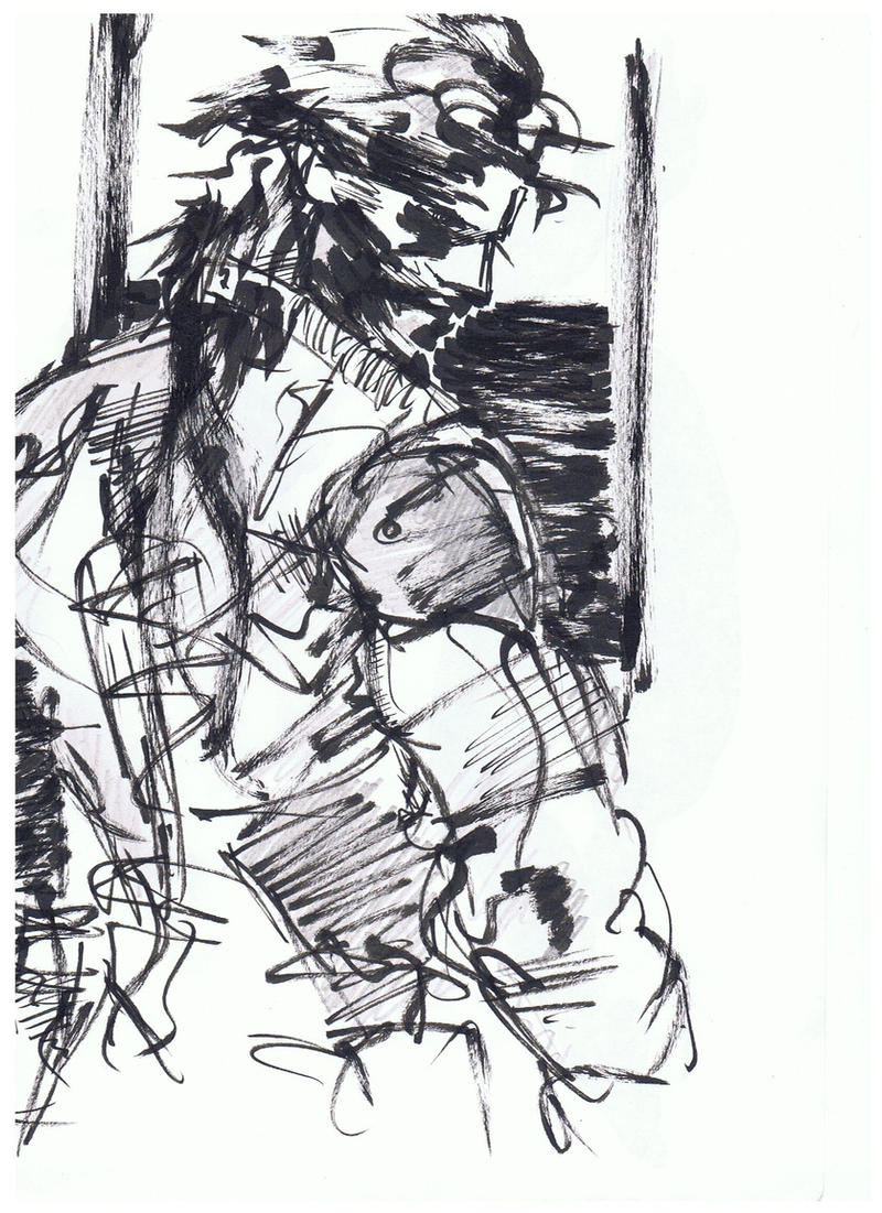 Solid Snake Mgs2 By Deepth On Deviantart