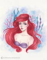 Ariel by ARiA-Illustration