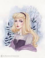 Aurora by ARiA-Illustration