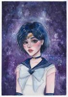 <b>Sailor Mercury</b><br><i>ARiA-Illustration</i>