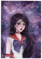 <b>Sailor Mars</b><br><i>ARiA-Illustration</i>