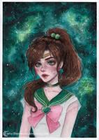 <b>Sailor Jupiter</b><br><i>ARiA-Illustration</i>