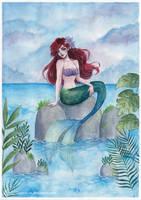 <b>The Little Mermaid</b><br><i>ARiA-Illustration</i>