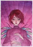 <b>Childhood Hero</b><br><i>ARiA-Illustration</i>