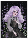 Lavender by ARiA-Illustration