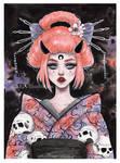 Demon geisha
