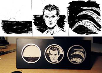 Namor Triptych