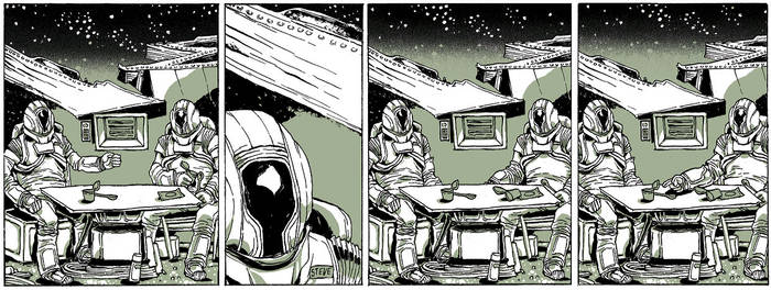 The Loneliest Astronauts 003