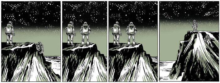 The Loneliest Astronauts 004