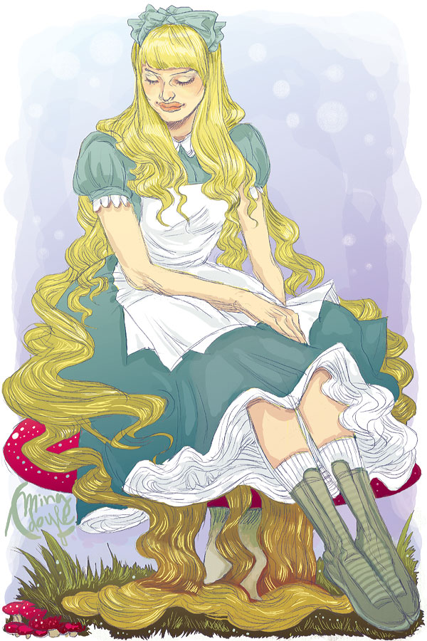 Alice by mysteryming