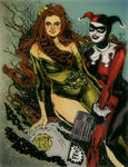 'Fatales' - Ivy and Harley