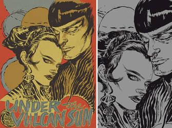Under the Vulcan Sun