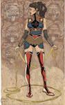 Wonder Woman Redesigned