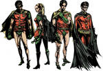 Robins by mysteryming