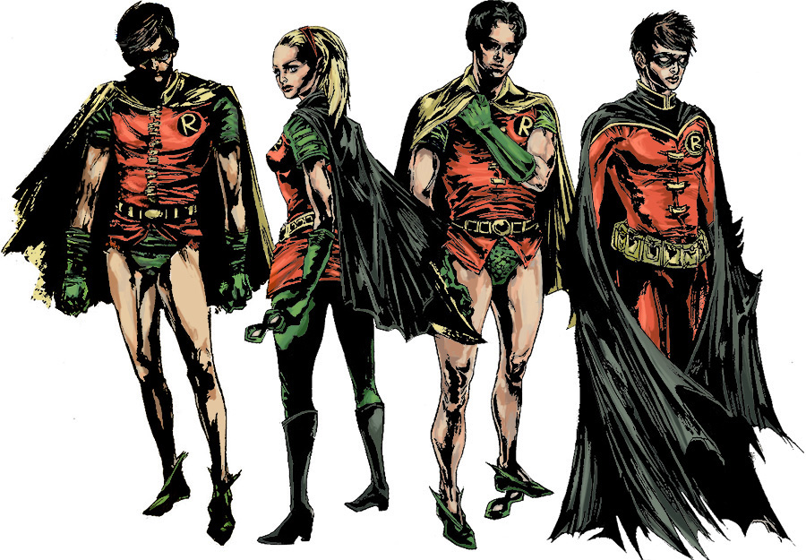 Robins by mysteryming